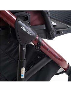 Детская коляска 2 в 1 Adamex Erika 650K