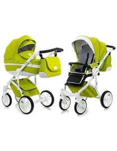 Детская коляска 2 в 1 Adamex Erika Y811