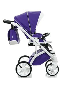 Детская коляска 2 в 1 Adamex Erika Y848