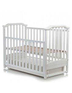 Детская кроватка Верес Соня ЛД12 белая