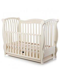 Детская кроватка Верес Соня ЛД12 орех