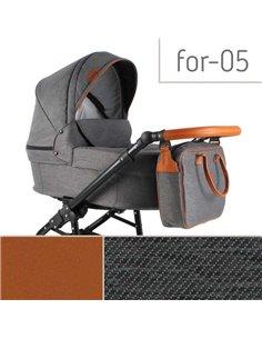 Детская коляска 2 в 1 (опция: коляска для двойни) Thule Sleek Navy Blue