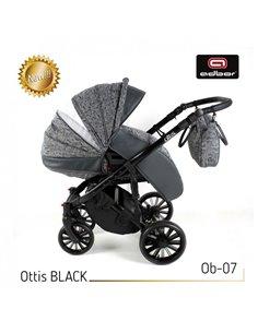 Автокресло детское Capsula MT6 Black, 9-36 кг