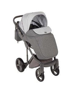 Шезлонг Kinderkraft Felio Grey