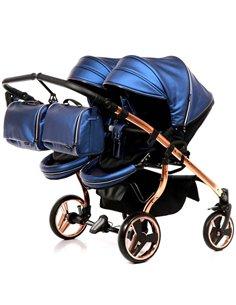 Детская коляска 2 в 1 Kinderkraft Prime 2020 Beige