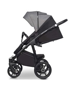Дитяча коляска 3 в 1 EasyGo Optimo Air 2020 Agava