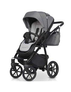 Дитяча коляска 3 в 1 EasyGo Optimo Air 2020 Basalt