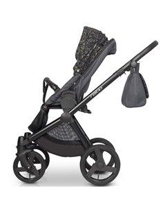Детская прогулочная коляска EasyGo Optimo Air 2020 Rose