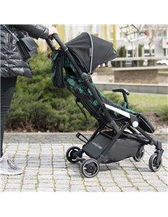 Дитяча прогулянкова коляска EasyGo Optimo Air 2020 Pearl