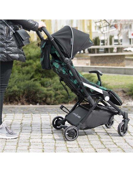 Детская прогулочная коляска EasyGo Optimo Air 2020 Pearl