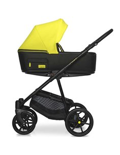 Детская коляска 2 в 1 Angelina Amadeo A-2 серая