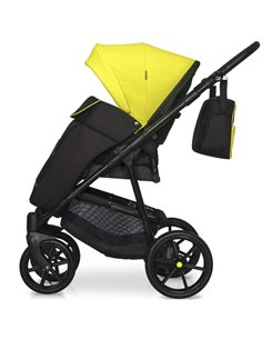 Детская коляска 2 в 1 Angelina Amadeo A-7 мятная