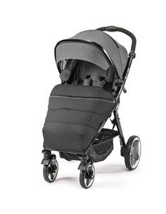 Дитяча прогулянкова коляска Shom Led Anthracite Black