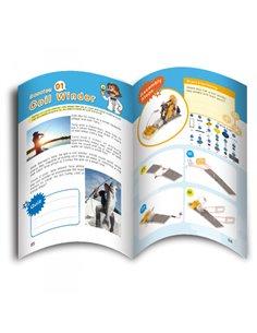 Детская коляска 2 в 1 Adbor OXV 3D 05