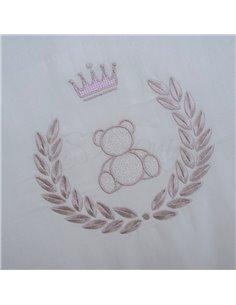 Ліжко-горище Art In Head Binky ДЮС33 дуб тахо з білим (МДФ)