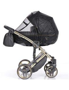 Детская коляска 2 в 1 Bair Polo Copper Eco 26C капучино