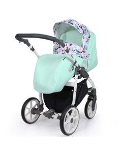 Пеленальная доска Ceba Baby 50х70 Denim Style W-200-119-588 Stars grey