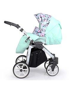 Пеленальная доска Ceba Baby 50х70 Denim Style W-200-119-589 Shabby
