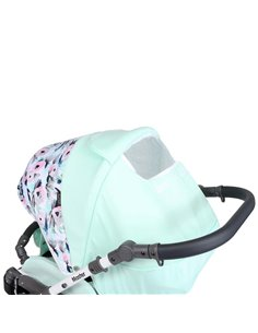 Пеленальная доска Ceba Baby 50х70 Denim Style W-200-119-592 Boho blue