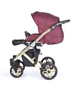 Детская прогулочная коляска BubaGo Model 2 Blue
