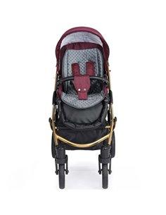 Дитяча прогулянкова коляска BubaGo Model 2 Grey