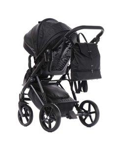 Детская коляска 3 в 1 Kinderkraft Moov Blue