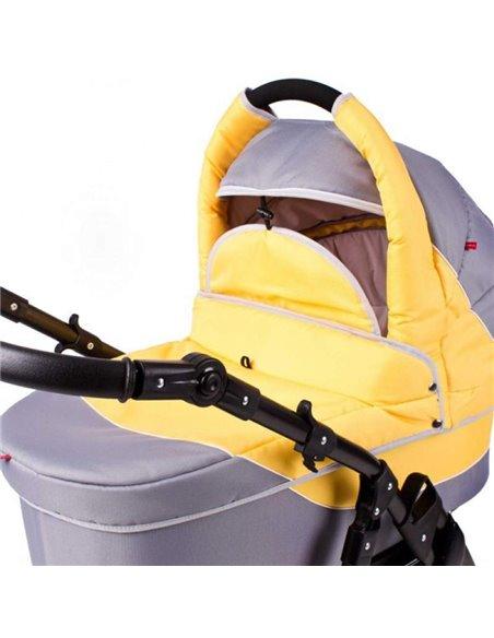 Детская прогулочная коляска Babylux Carita Ruby