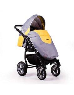 Детская прогулочная коляска Babylux Carita Beige