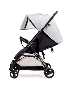 Автокресло детское Caretero AngeloFix IsoFix графитовое, 9-36 кг
