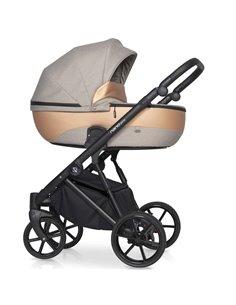 Дитяча прогулянкова коляска EasyGo Quantum Air 2021 Pearl