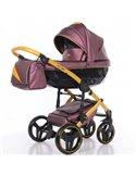Детская прогулочная коляска Kinderkraft Trig grey