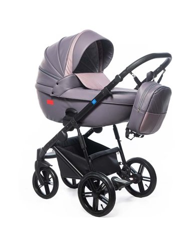 Дитяча коляска 3 в 1 Broco Avenue 02 Violet