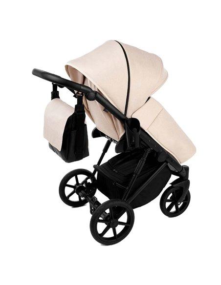 Дитяча коляска 2 в 1 Baby Drive Classic бежева