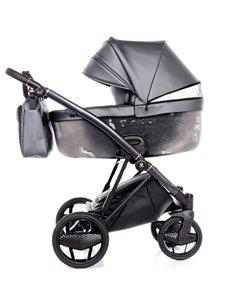 Универсальная коляска для двойни EasyGo 2ofUS Graphite