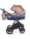 Універсальна коляска для двійні EasyGo 2ofUS Pearl