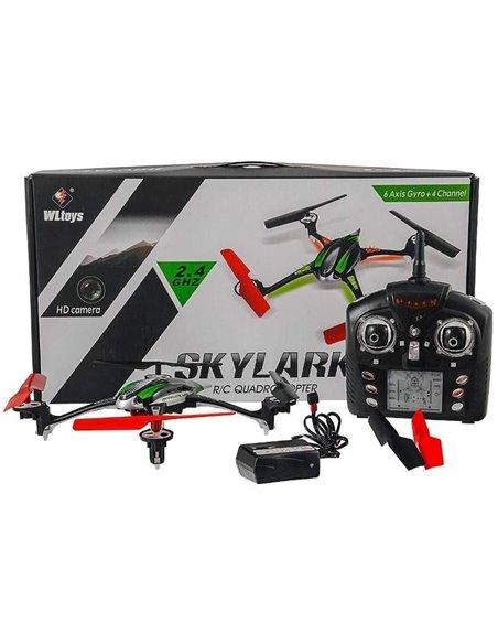 Квадрокоптер р/у 2.4Ghz WL Toys V636 Skylark