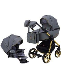 Дитяча коляска 2 в 1 Roan Bass Next Chrome Shade