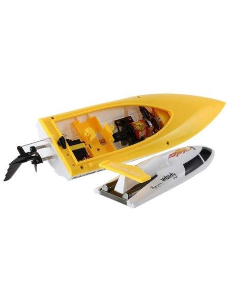 Катер на р/у 2.4GHz Fei Lun FT007 Racing Boat жовтий