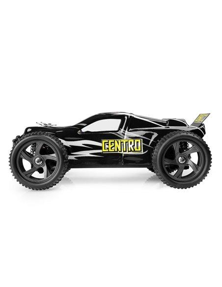 Машинка трагги 1:18 Himoto Centro E18XT Brushed черный