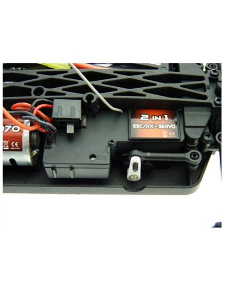 Машинка хаммер 1:18 Himoto Mini Hummer E18HM оранжевый