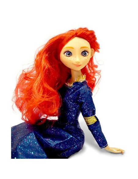 Лялька Beatrice Меріда (Хоробра серцем) 30 см