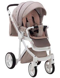 Автокресло детское Evenflo Symphony LX светло-серое 2.3-49.8 кг