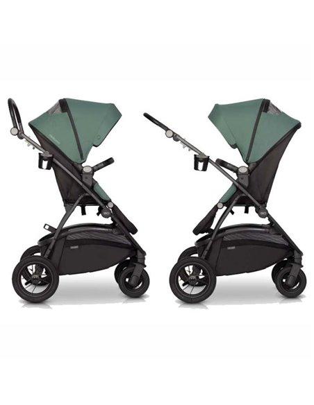 Дитяча коляска 2 в 1 EasyGo Optimo Air 2020 Pearl