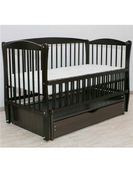 Детская кроватка Дубик-М Элит 2 венге