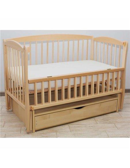 Детская кроватка Дубик-М Элит 2 натуральный