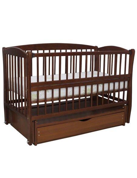 Детская кроватка Дубик-М Элит 2 тик