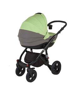 Детская прогулочная коляска Caretero Luvio Grey