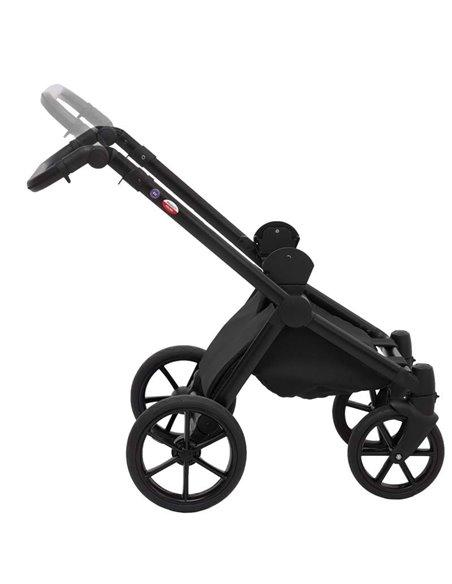 Дитяча коляска 2 в 1 Broco Thermo 32 Mid Grey