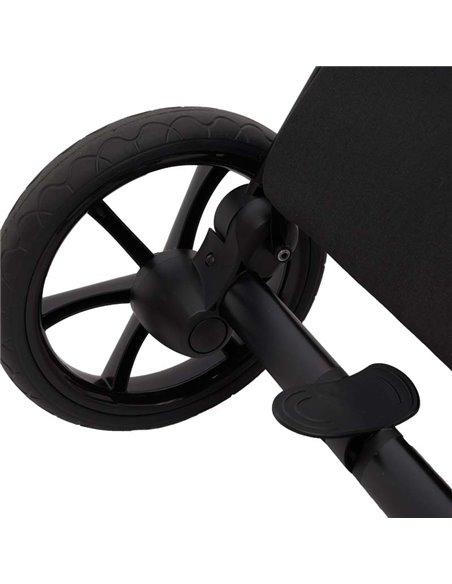 Дитяча коляска 2 в 1 Broco Thermo 300 Snow White