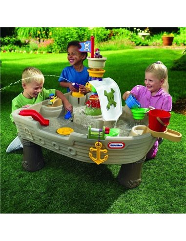 Игровой стол Пиратский корабль Little Tikes 628566